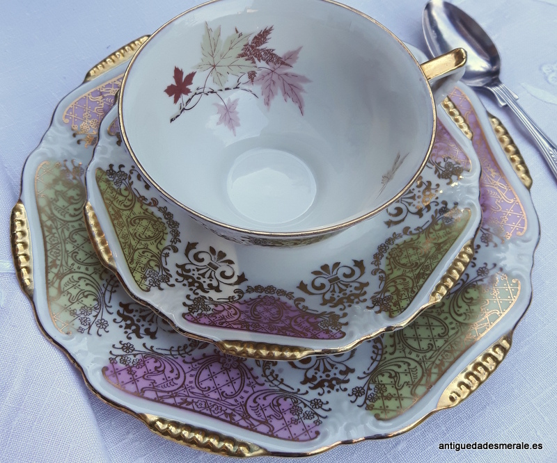 Porcelana Winterling Bavaria Alemania (7)